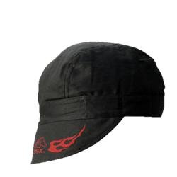 Revco BC5W-BK Black BSX Welding with Red Flames and Logo