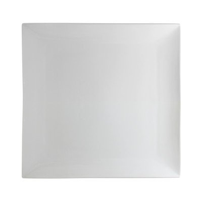 "Whittier Coupe Square 14"" Platter"
