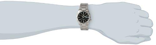 Seiko Herren-Armbanduhr 5 Day & Date Analog Automatik SNKE01K1 4