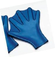 Aqua Fitness Silicone Swimming Gloves