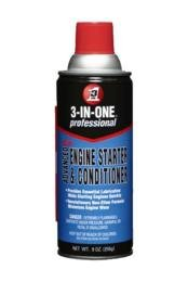 Wd-40 10065 3-1 Engine Starter And Conditioner, 9 Oz Aerosol