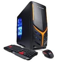 CyberpowerPC Gamer Ultra GUA400 Desktop (Black/Blue)