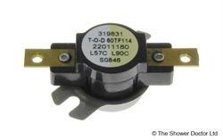 Triton Thermal Cut-out (TCO) JADE2 / T80XR - 22011180