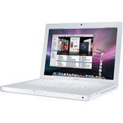 Apple Macbook Notebook - 2.4 Ghz Intel Core 2 Duo, 4Gb Ddr3 Sdram, 320 Gb Sata Hd, Superdrive 8X Dvd+/-R Dl/Dvd+/-Rw/Cd-Rw, Nvidia Geforce 320M , Airport Extreme 802.11N Wi-Fi Wireless Networking,Bluetooth 2.1 + Edr (Enhanced Data Rate), Isight Camera, 13