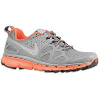 Nike Womens Flex Trail Shield 12 M US Dark Grey/Cool Grey/Bright Crimson/Metallic Silver