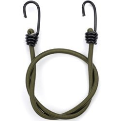 Pro Force Camcon Heavy Duty Bungee Cords (4 Pack), Olive