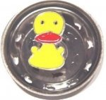 Enamel Kitchen Strainer Lucky Duck