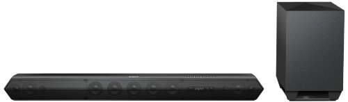 Hd Sound Bar With Wireless Subwoofer + Bonus 3 Year Extended Warranty!