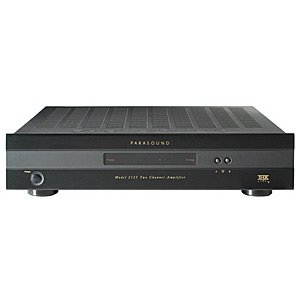 Parasound NewClassic Model 2125 - Power amplifier