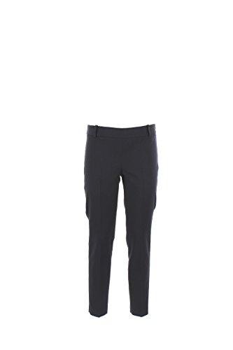 Pantalone Donna Kocca 40 Blu Notte A16ppf360904un0018 Autunno Inverno 2016/17