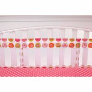 Minnie Mouse's Petal Perfect Secure-Me Crib Liner - 1