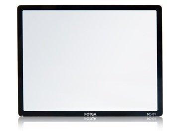 Fotga Optical Glass Lcd Screen Protector For Pentax K-01 Camera (Transparent)