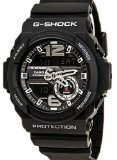 Casio G-SHOCK Men's Watch Big Size GA-310-1ADR Black Resin Watch