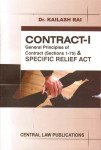 Contract-I & Specific Relief Act