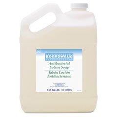 (3 Pack Value Bundle) BWK430 Antibacterial Liquid Soap Floral Balsam 1gal Bottle