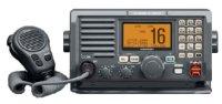 Icom M604 VHF Waterproof Two-Way Marine Radio (Gray)