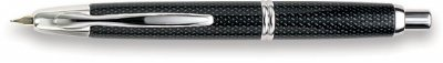 Pilot Capless Carbon Black Retractable Fountain Pen