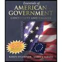 Essentials of American Government 2002: Election Update: Continuity and Change