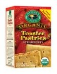 Natures Path Un-Frosted Strawberry Toaster Pastry (12x11 Oz)