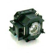 PJxJ ErsatLampada di Ricambionmodul ELPLP42 / V13H010L42 para Epson EB 410WE / EMP 280 / EMP 400 / EMP 400W / EMP 400WE / EMP 822 / EMP 822H / EMP 83 / EMP 83C / EMP 83H / EX90 / PowerLite 400W / PowerLite 822+ / PowerLite 822p / PowerLite 83+ / PowerLite 83c / X56