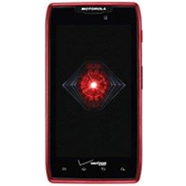 Droid Razr By Motorola in Cranberry  16gb Xt912r Verizon