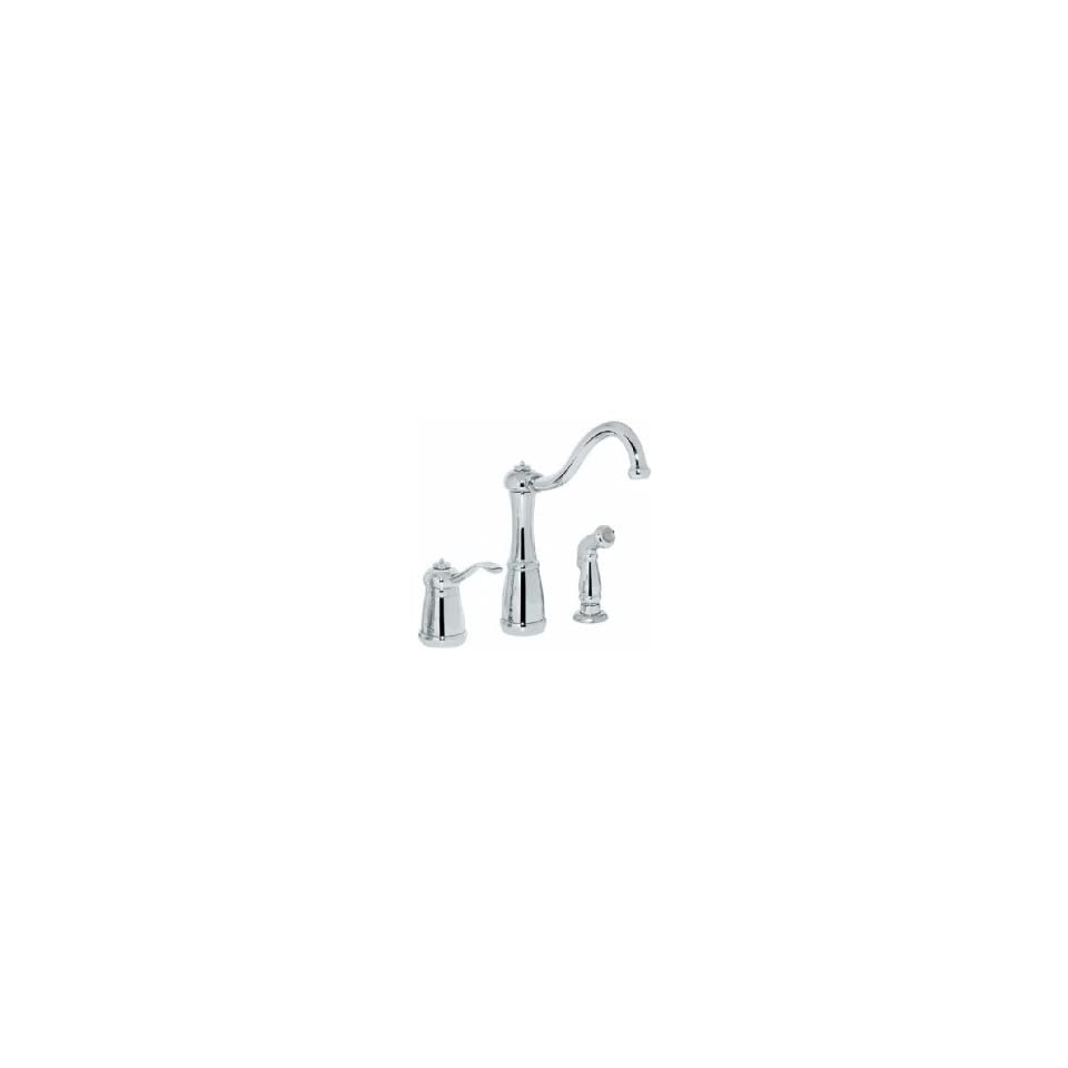 Price Pfister T26 3NSS Marielle One Handle Kitchen Faucet