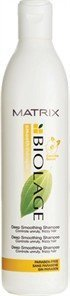 Biolage Smooththerapie Deep Smoothing Shampoo Matrix 16.9 oz