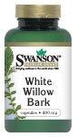 White Willow Bark 400 mg 100 Caps