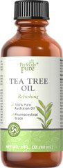 Pharmaceutical Grade Australian Tea Tree Oil - 2 oz