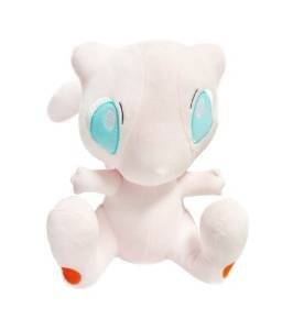 Brand New Pokemon Soft Stuffed Plush Doll Mew 12inches Janpanese Anime new stuffed light brown squint eyes teddy bear plush 220 cm doll 86 inch toy gift wb8316
