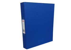 10-x-a4-paper-on-board-ring-binder-blue