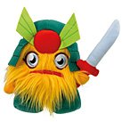 Moshi Monsters General Fuzuki Moshling Soft Toy