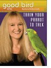 Train Your Parrot To Talk DVD and CD ROM - Barbara Heidenreich
