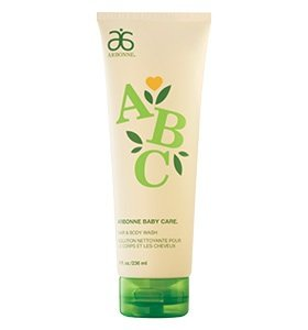 ABC Arbonne Baby Hair and Body Wash