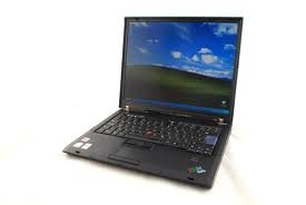 IBM Lenovo T60 Core Duo Laptop With Wireless and CDRW/DVD-Rom Combo Drive