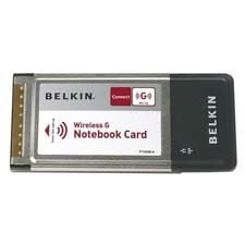 Belkin Components Products - Wireless G Notebook