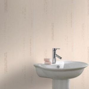Graham and Brown Contour Plaza Wallpaper - Beige from New A-Brend