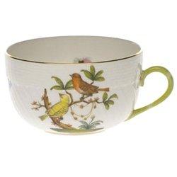 Herend Rothschild Bird Canton Cup Motif #6