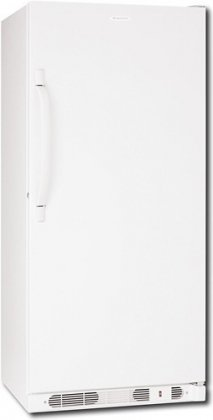 Frigidaire FFU17M7HW 17.0 Cubic Foot Upright Freezer with Store-More Tilt-out Wire Door Bins and Stor, White