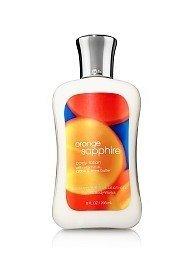 Bath & Body Works Orange Sapphire Body Lotion 8 Oz