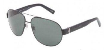 D&G Dolce & Gabbana 0Dg2117 01/9A Polarized Aviator Sunglasses,Gold,61 Mm