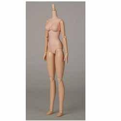 オビツボディ S60 27BD-F06N 女性Body SBH-M ナチュラル