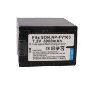 NP-FV100 Battery for Sony(Black)