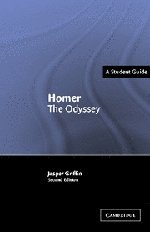 Homer: The Odyssey (Landmarks of World Literature (New))