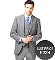 Superlite 2 Button Wool Blend Jacket with Anti-Odour Technology