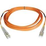 Tripp Lite Duplex Multimode 50/125 Fiber Patch Cable (LC/LC), 152M (500-ft.)(N520-152M)