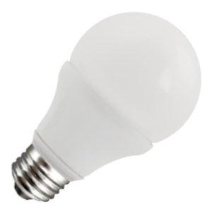 Dimmable Led - 11 Watt - A19 - 60 Watt Equal - 850 Lumens - 3000K Halogen White - 120 Volt - Tcp Led11A19D30K