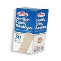 Bandages Flexible Fabric Adhesive Bandages 3/4