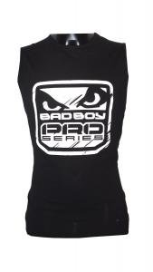 Official Bad Boy mma Black Sleeveless Tank Top