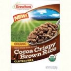 Erewhon Organic Cocoa Crispy Brown Rice Cereal (3x10.5 oz.)